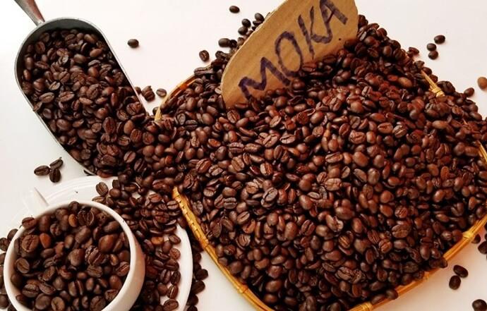 cafe moka thơm ngon đến giọt cuối cùng