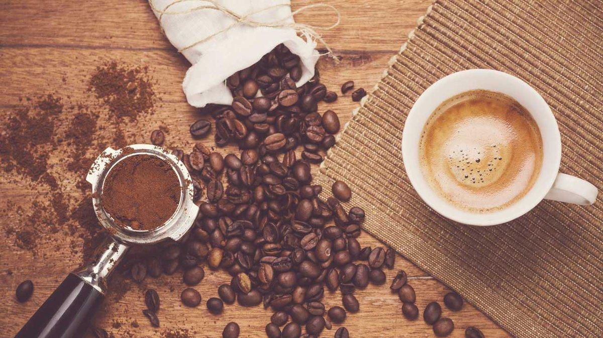 cách làm ra cà phê sạch